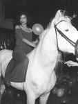 Bianca Jagger - Halston
