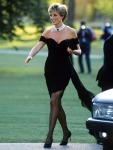 Díana prinsessa - Versace